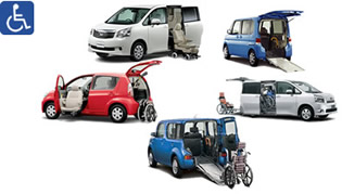Disabled used cars from japan